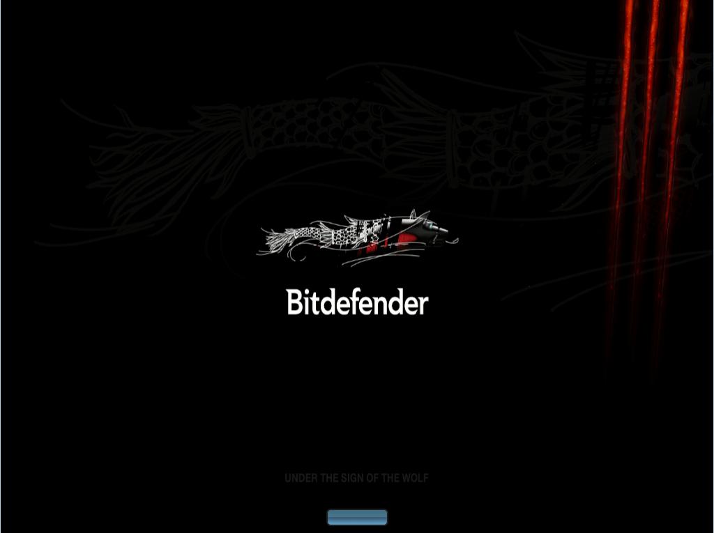 Bitdefender Rescue CD – Ładowanie systemu